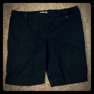 WHBM Bermuda style shorts